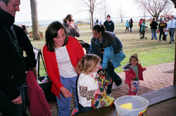 2014 City of Grosse Pointe Easter Egg Hunt