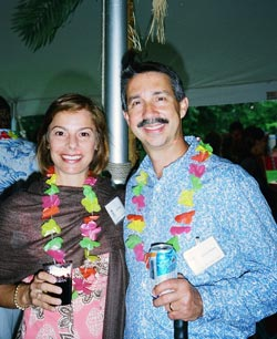 2013 Fund Raiser Luau by the Lake