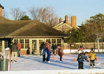 Ice Rink at Neff Park