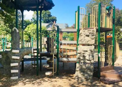 "Neff Park ""Clubhouse"" Playscape"